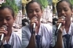 She sounded like Whitney Houston! This Pinay student surprised the crowd with huge voice!