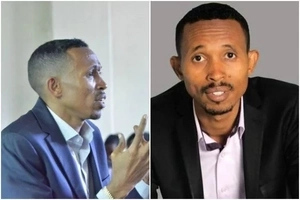 Jicho Pevu's Mohamed Ali responds after he was accused of neglecting ageing parents