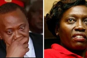 Martha Karua speaks for the first time after EMBARRASSING Uhuru in Kirinyaga county