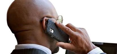 Is Kenya's telecommunication top official battling Leukemia?