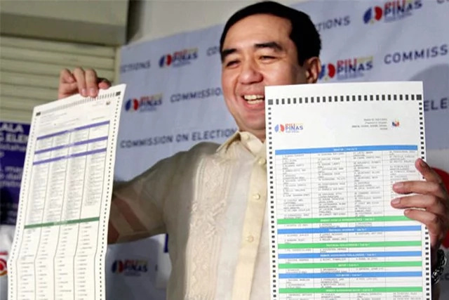 Comelec confirms server script alteration