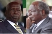 Retired president Daniel Moi votes and Mwai Kibaki shows up at the last minute, details