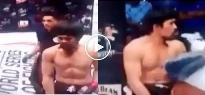 #Kalokalike: Video of an MMA fighter who looks like Manny Pacquiao went viral