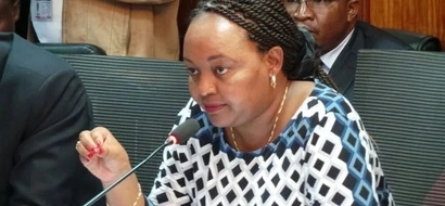 Waiguru exposes Ruto's ally and his aide in multi-million theft