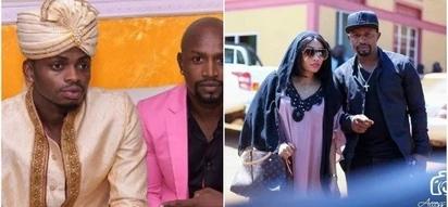 Diamond Platinumz wife hangs out with her long-time rumored mpango wa kando