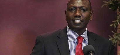 Ruto warns of 'punishment' for Rift Valley political rebels