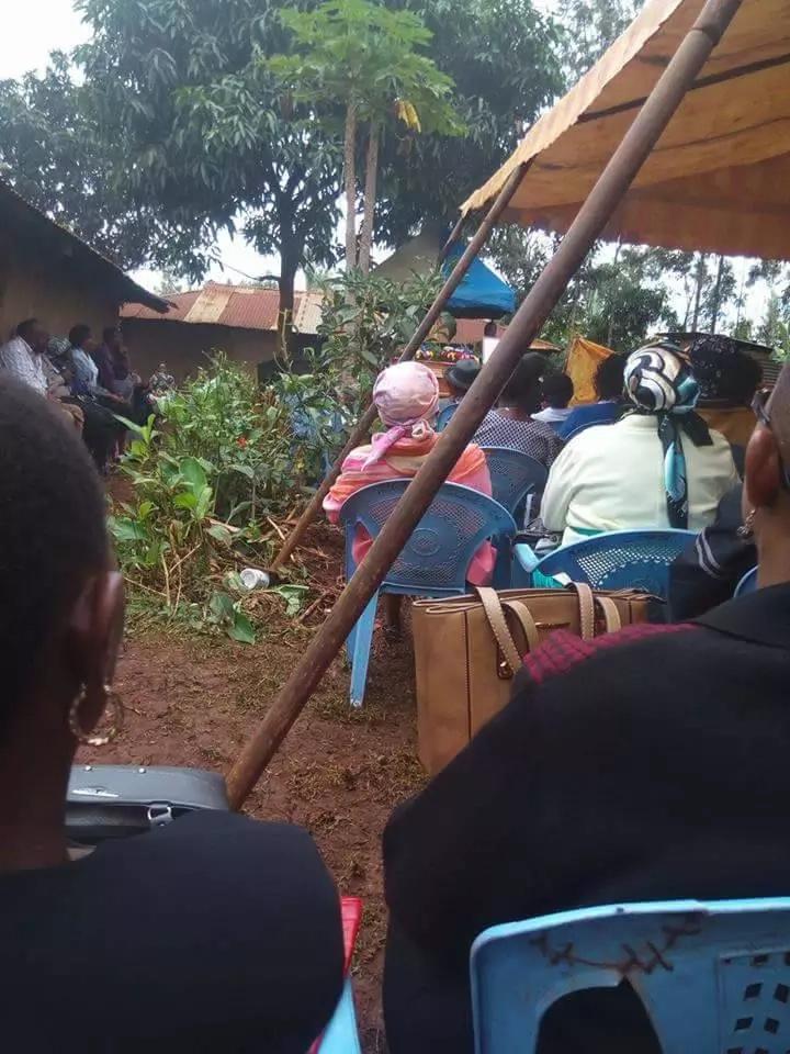 Crime pays not: Nairobi's notorious thug, Mwanii buried unceremoniously in Kirinyaga (photos)