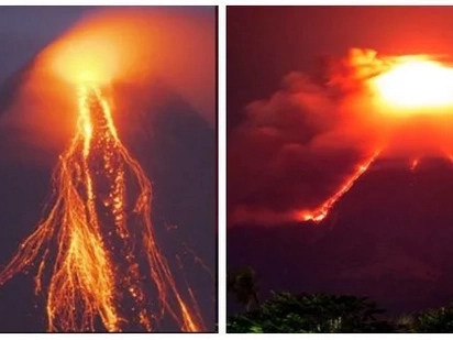 Nagbababadya! State of calamity proclaimed in Albay due to possible violent eruption of Mount Mayon