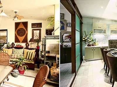 Mas pipiliin paring umuwi sa nanay! Inside look at Enrique Gil's family home with a Modern Asian feel