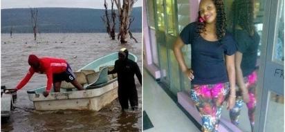 Pata kumfahamu binti huyu aliyeangamia kufuatia mkasa wa ndege katika ziwa la Nakuru