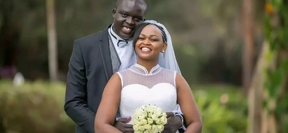 After a surprise 'on air' proposal, radio presenter now celebrates one year of marriage(photos)
