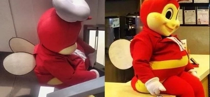 Jollibee has his bad days too – just check out his super relatable post!