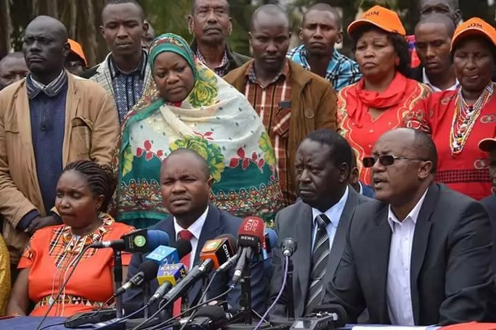 odm responds to IEBC on nominations