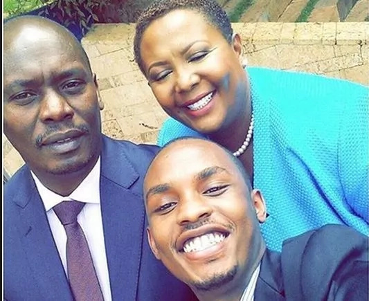 See these photos of Governor Kabogo's wife