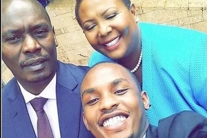 Kabogo unveils plan to kill this woman's career who has been attacking him in public