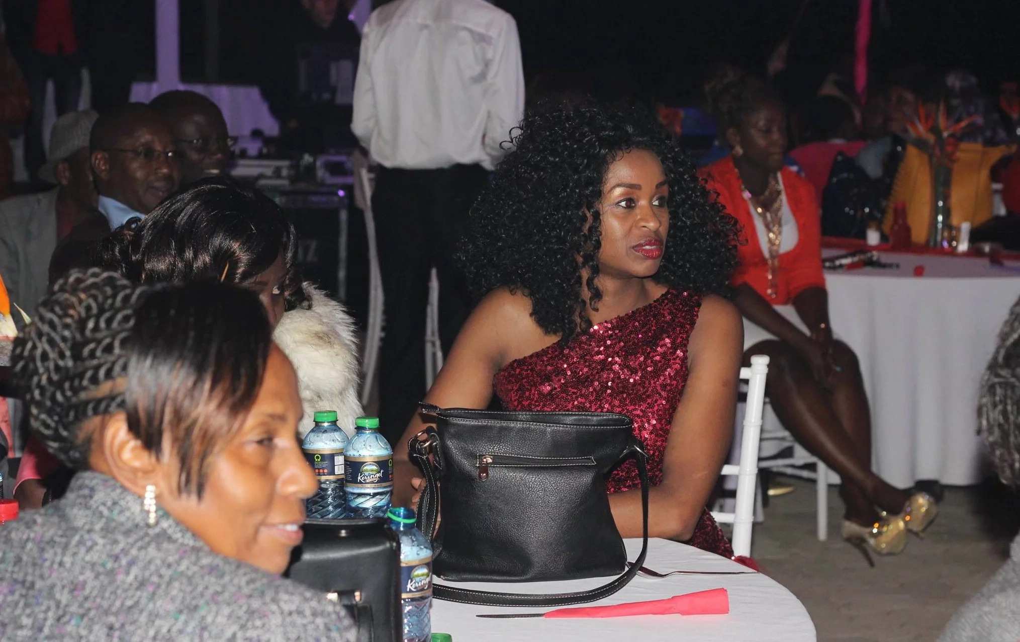 How Sonko's daughter's grand graduation bash went down