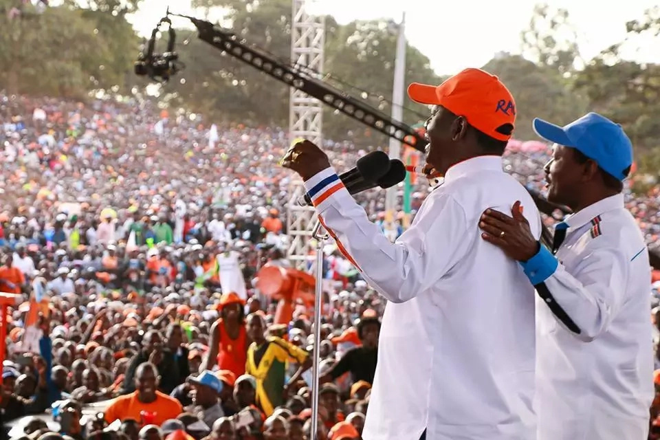 NASA exposes yet another rigging plot a day to the General Election