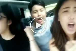 Watch bonding moments of Julia Barretto and siblings in epic road trip video