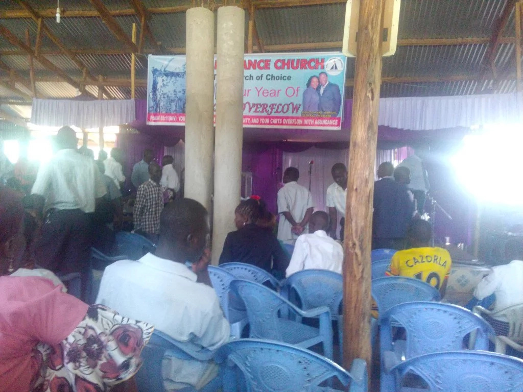 Flock injured as pastors exchange blows in Migori church