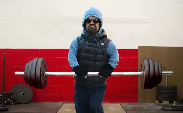 LOOK: Peter Dinklage on a scooter will make your day