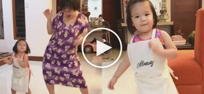 Ara Mina's daughter showcases her charming dance moves to 'Jumpshot'