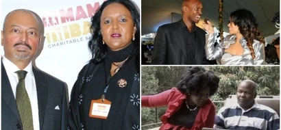 Quiet but supportive! Meet MYSTERIOUS husbands of 5 Kenya's richest women (photos)