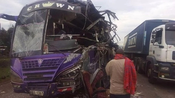 Another terrible road accident in Kisii claims lives