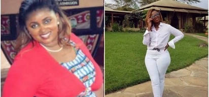 Kenya's richest heiress Anerlisa Muigai introduces gym instructor behind her curvy figure