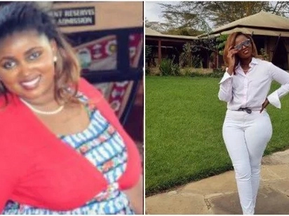 Kenya's richest heiress Anerlisa Muigai introduces gym instructor behind her curvy figure