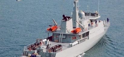 100 'Suspicious' Men Arrested In Kilifi By Kenyan Navy