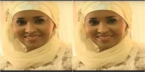 Photos of Citizen TV's Hussein Mohamed's beautiful wife