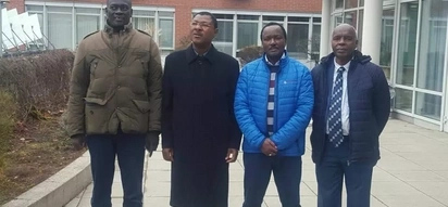 Kalonzo Musyoka breaks his silence from Germany after surprise visit from Moses Wetangula and company