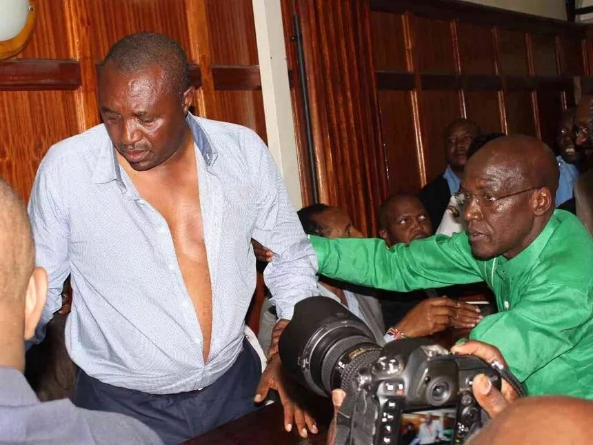 MPs arrested over hate speech released on bond or cash bail