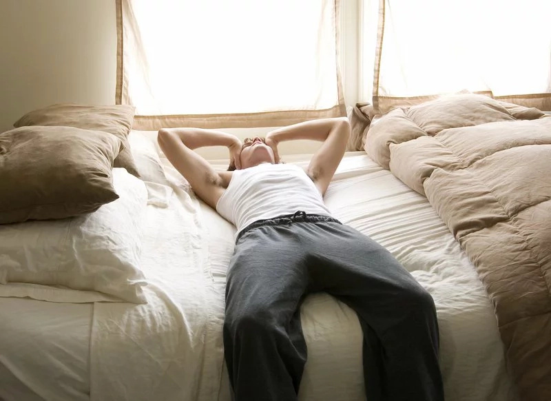 My husband is a one minute man, what should I do?
