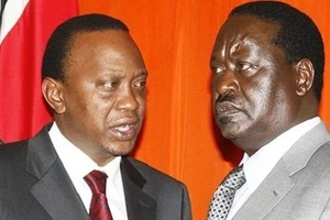 Big blow for Uhuru as Raila Odinga Unearths a mega KSh 28 billion Mombasa Port SCAM