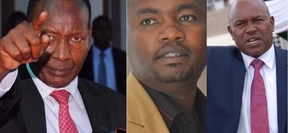 Two ODM politicians chased away like stray dogs from Joseph Nkaissery home and TUKO.co.ke has the details