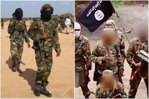Al-Shabaab release DISTURBING video of Kenyan terror recruits graduating