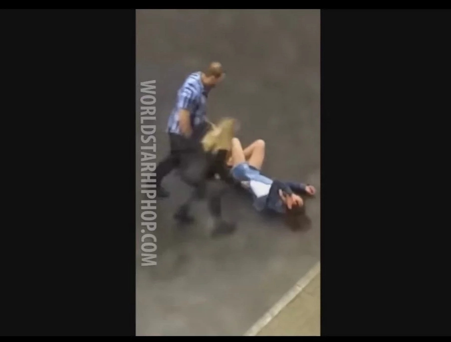 This Man Violently Beats His Girlfriend And What Happens Next is Horrifying