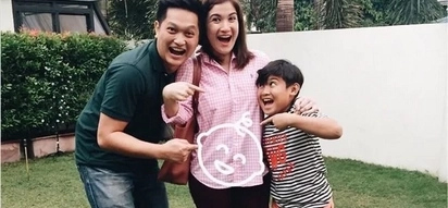 Nagwala si kuya Nathan! Camille Prats finally reveal the gender of her baby
