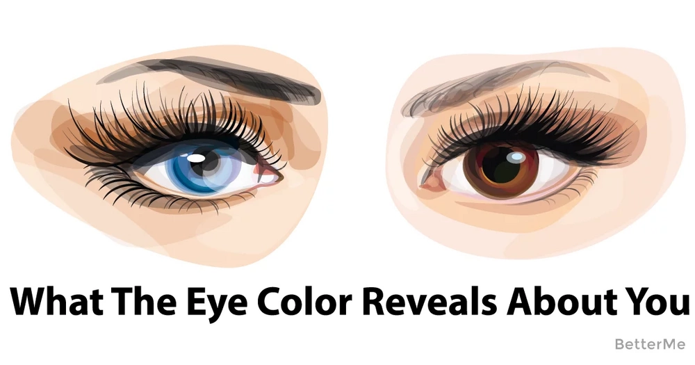 Find out what your eye color reveals about your personality