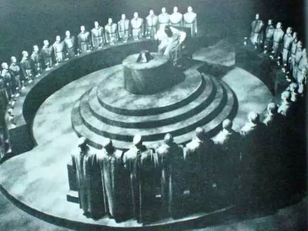 VIDEO: Footage of Illuminati ritual leaked