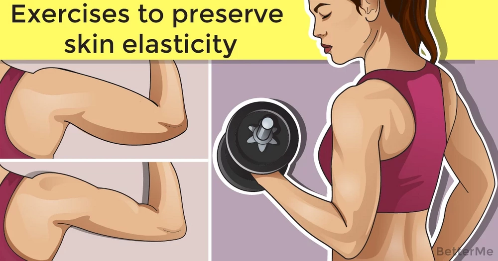 Avoid saggy skin by staying fit: exercises to preserve skin elasticity