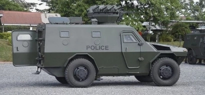 This is the truth about the armoured vehicles Kenya bought