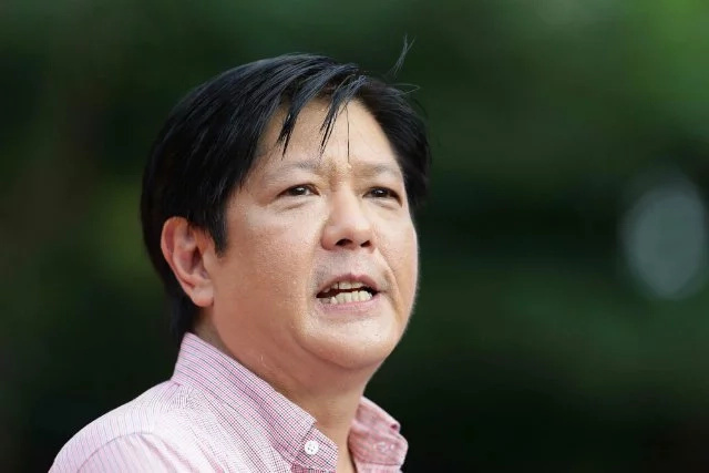 Marcos expresses strong reservation on VP vote results
