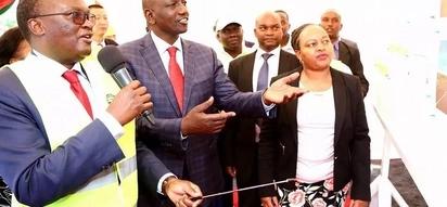 Ruto akumbana na kelele katika ziara yake Kirinyaga
