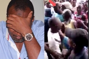 Mombasa Governor Hassan Joho encounters hostility in Mombasa (video)