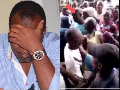 Mombasa Governor Hassan Joho encounters hostility in Mombasa (video)