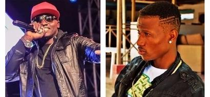 Octopizzo disses 'bleached' Khaligraph Jones in mega concert (video)