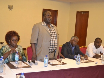 ODM orders NEB to cancel Cyprian Awiti's nomination certificate
