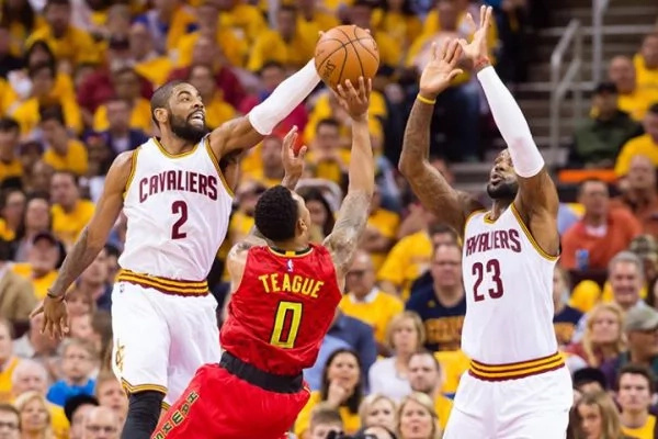 Cleveland Cavaliers get 2-0 lead against Atlanta Hawks in Eastern Conference Semis